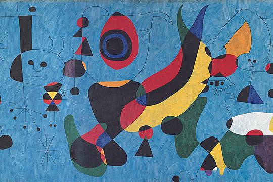 Pintor Joan Miró