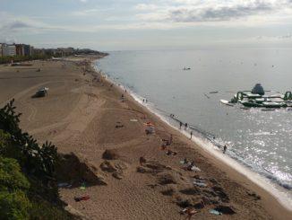 platges de Calella